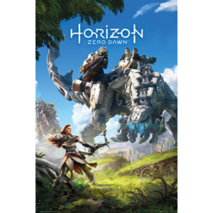 Horizon Zero Dawn - Key Art Plakát, (61 x 91,5 cm)