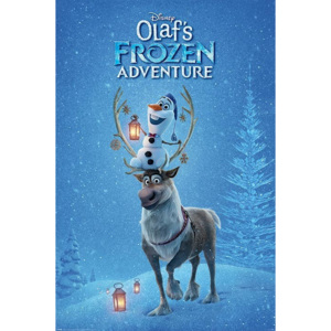 Olafs Frozen Adventure - One Sheet Plakát, (61 x 91,5 cm)