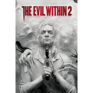 The Evil Within 2 - Key Art Plakát, (61 x 91,5 cm)