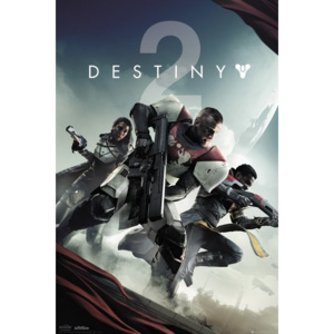 Destiny 2 - Key Art Plakát, (61 x 91,5 cm)