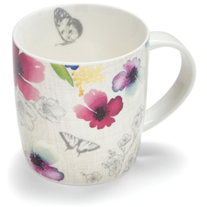 Chatsworth Floral porcelán csésze, 350 ml - Cooksmart ®