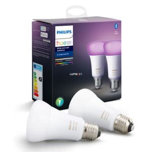 Philips Hue White and Color Ambiance Bluetooth 2db E27 RGB