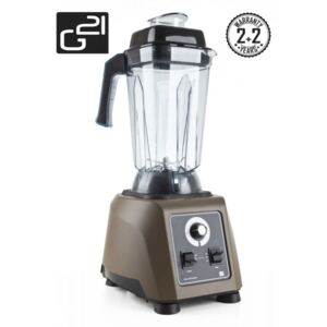 Turmixgép Blender G21 Perfect smoothie - Dark Brown