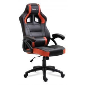 X-Game Force 4.2 Orange Gamer Fotel Black/Orange