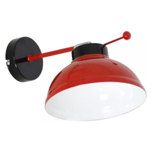 Luminex Fali lámpa FACTOR RED E27/60W/230V LU6146