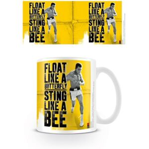 Muhammad Ali - Float like a butterfly,sting like a bee bögre