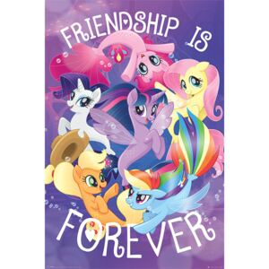 My Little Pony Movie - Friendship is Forever Plakát, (61 x 91,5 cm)