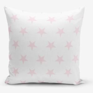 Powder Colour Star Modern pamutkeverék párnahuzat, 45 x 45 cm - Minimalist Cushion Covers
