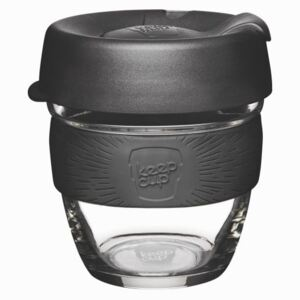 Brew Black utazóbögre fedéllel, 227 ml - KeepCup