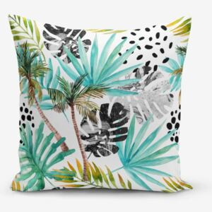Palm Modern párnahuzat, 45 x 45 cm - Minimalist Cushion Covers