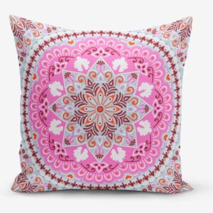 Flower Ringsı Modern párnahuzat, 45 x 45 cm - Minimalist Cushion Covers