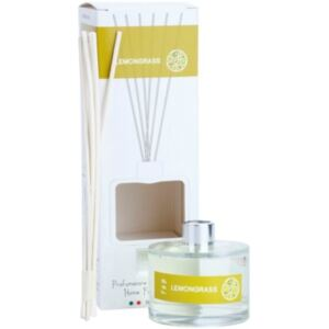 THD Platinum Collection Lemongrass aroma diffúzor töltelékkel 100 ml