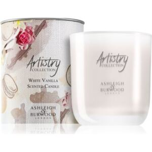 Ashleigh & Burwood London Artistry Collection White Vanilla illatos gyertya 200 g