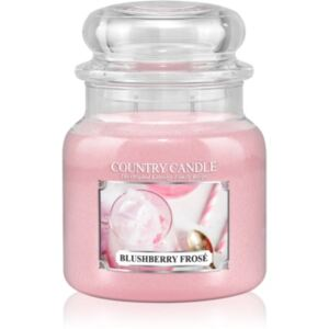 Country Candle Blushberry Frosé illatos gyertya 453 g
