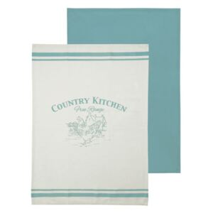 Country 2 db konyharuha - Premier Housewares