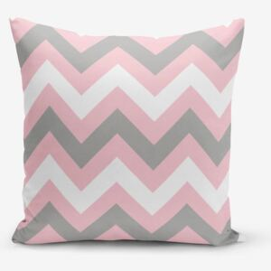Zigzag Colorful párnahuzat, 45 x 45 cm - Minimalist Cushion Covers