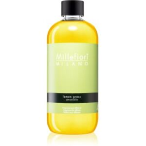 Millefiori Natural Lemon Grass aroma diffúzor töltelék 500 ml