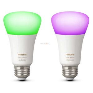 Philips Hue White and Color Ambiance 2db E27 RGB