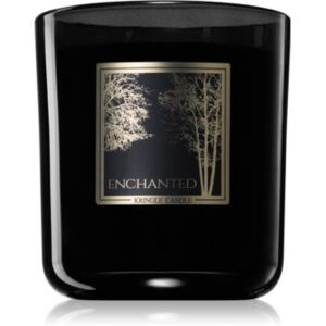 Kringle Candle Black Line Enchanted illatos gyertya 340 g