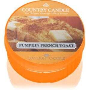 Country Candle Pumpkin & French Toast teamécses 42 g
