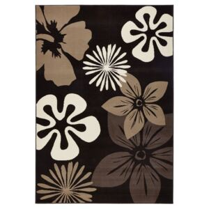 Gloria Flower Brownie szőnyeg, 80 x 150 cm - Hanse Home