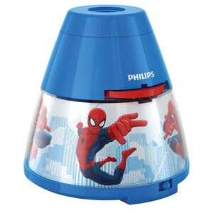 Philips Philips 71769/40/16 - LED Gyermek projektor MARVEL SPIDER MAN LED/0,1W/3xAA P0718