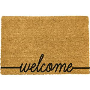 Welcome Scribbled lábtörlő, 40 x 60 cm - Artsy Doormats