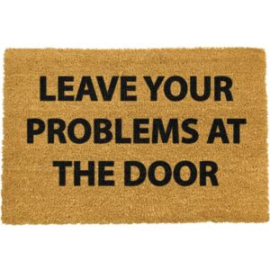 No Problems lábtörlő, 40 x 60 cm - Artsy Doormats