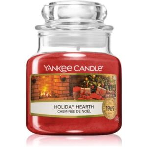 Yankee Candle Holiday Hearth illatos gyertya 104 g