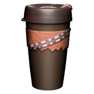 Star Wars Chewbacca utazóbögre fedéllel, 454 ml - KeepCup