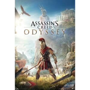 Plakát Assassins Creed Odyssey - One Sheet, (61 x 91,5 cm)