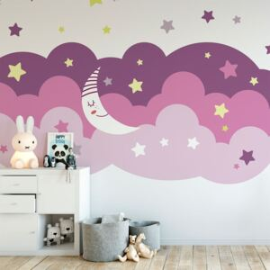 Scandinavian Clouds Starry Sky falmatrica - Ambiance