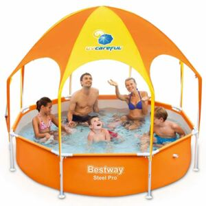 Bestway Splash-in-Shade 56432 játszómedence 244x51 cm