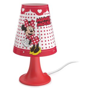 Philips Philips 71795/31/16 - LED Gyerek asztali lámpa DISNEY MINNIE MOUSE LED/2,3W/230V P1361