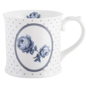 Floral Spot porcelán bögre, 400 ml - Creative Tops