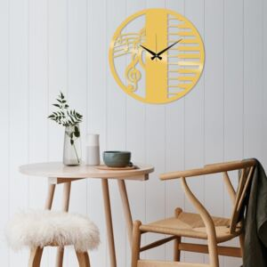 Metal Wall Clock 29 fali óra