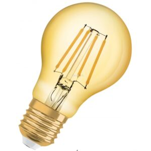 Osram Vintage 1906 Classic A 36 Gold 4,5W 2500K E2
