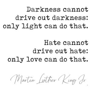 Ábra Quote Luther King jr., Finlay Noa