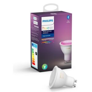 Philips LED Szabályozható izzó Philips HUE WHITE AND COLOR AMBIANCE GU10/5,7W/230V P3097