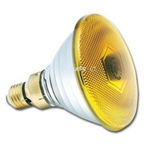 Sylvania Coloured PAR38 FL YELLOW 80W E27 0019653