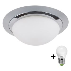 TOP LIGHT Top Light Metuje XL - LED Fürdőszobai lámpa METUJE 2xE27/6W/230V IP44 TP0826