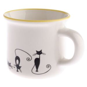 Cats Tonny porcelán bögre, 750 ml - Dakls