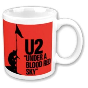 U2 - Under A Blood Red Sky bögre