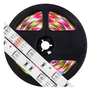 MAXLED LED RGB Dimmelhető szalag 5m LED/14,4W/12V IP54 MX0085