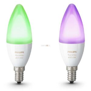 Philips Hue White and Color Ambiance 2db E14 RGB