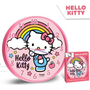 Hello Kitty Falióra 25cm