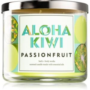 Bath & Body Works Aloha Kiwi Passionfruit illatos gyertya 411 g