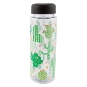 Colourful Cactus ivópalack, 450 ml - Sass & Belle