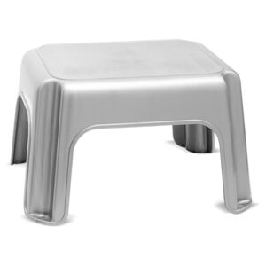 Step Stool Metallic szürke fellépő - Addis