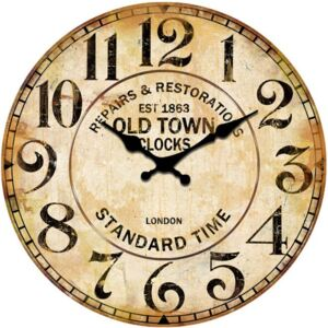 Falióra: Repair & Restorations (Old Town Clocks)